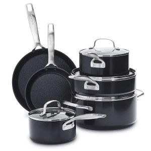 GreenPan SearSmart Hard Anodized Healthy Ceramic Non-stick