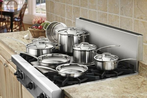 The Best Pots and Pans for a Gas Stove in 2021
