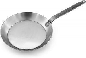 Matfer Bourgeat Black Carbon Steel Fry Pan